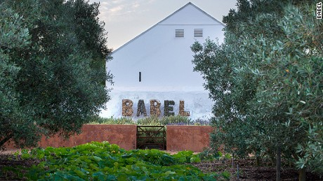 Converted cow shed: Babel
