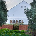 1.BABEL RESTAURANT - A CONVERTED  COW SHED