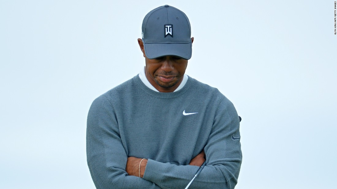 But Woods' eight-year wait for his 15th major title shows no sign of ending. The former world No. 1 carded a four-over-par opening round of 76 at the 2015 Open Championship at St. Andrews.