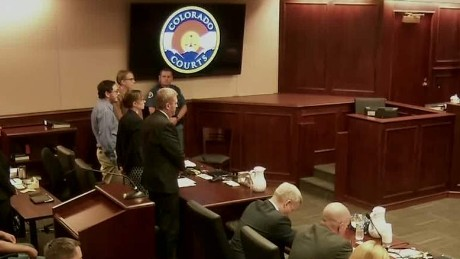 Jury reaches a verdict in James Holmes murder trial