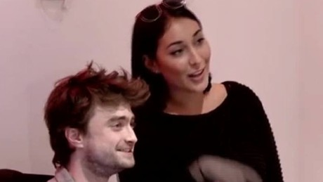 Daniel Radcliffe Receptionist Daily Hit NewDay_00010315