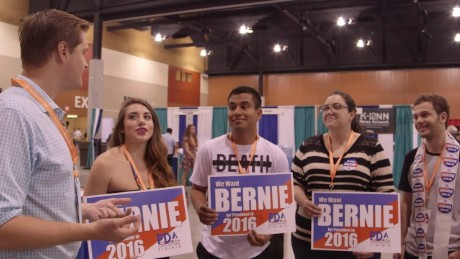 Meet the progressives who want Hillary to 'feel the Bern'