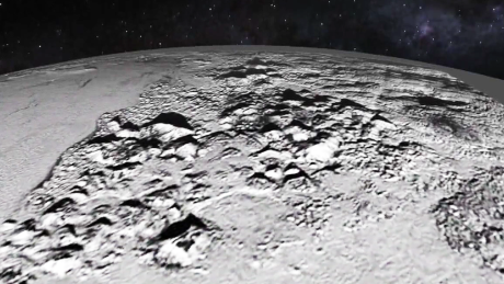You've never seen Pluto like this
