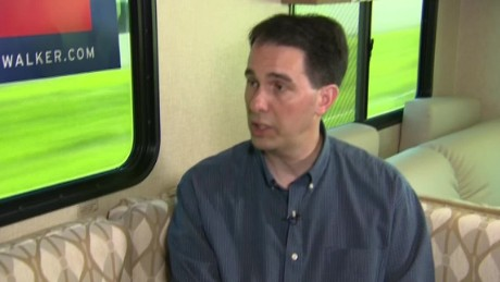 scott walker political issues bash intv sot_00041527
