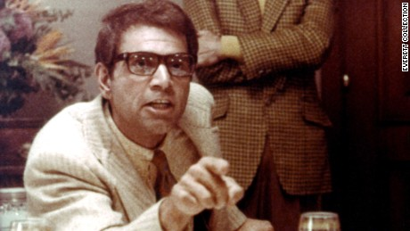 "Alex Rocco rose to stardom playing mobster Moe Greene in ""The Godfather."""