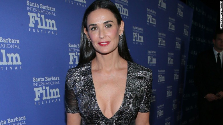 Police: Man drowns in Demi Moore's pool