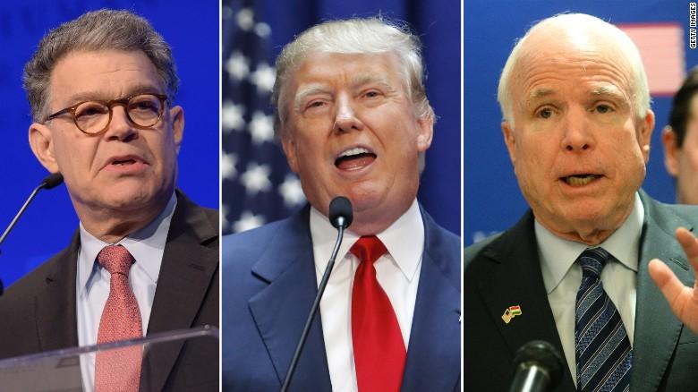 Donald Trump won't apologize to John McCain