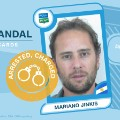 FIFA scandal collector cards Mariano Jinkis
