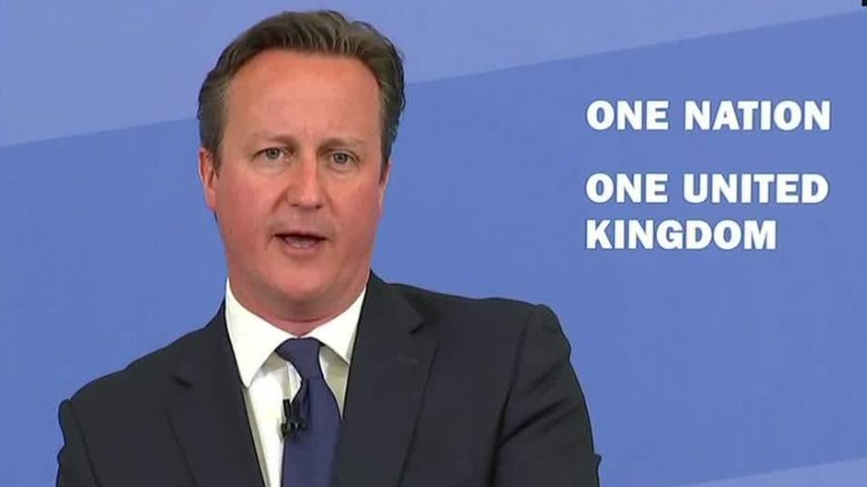 British PM lays out plan to fight extremism