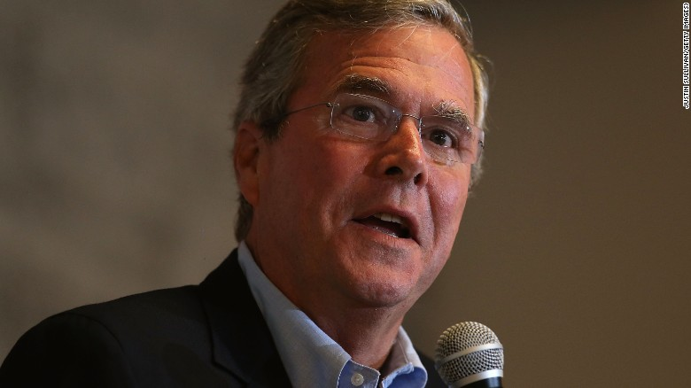 Bush: Trump thinks he can 'insult his way to the presidency'