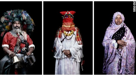 Mapping Morocco through portraits