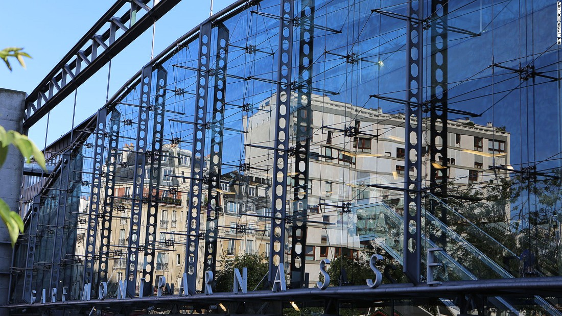 Smart Montparnasse : 7 grand train stations of paris ~ Gottalentnigeria.com Avis de Voitures