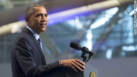 Terror threat concerns after Obama trip info exposed