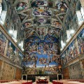yelp- sistine chapel