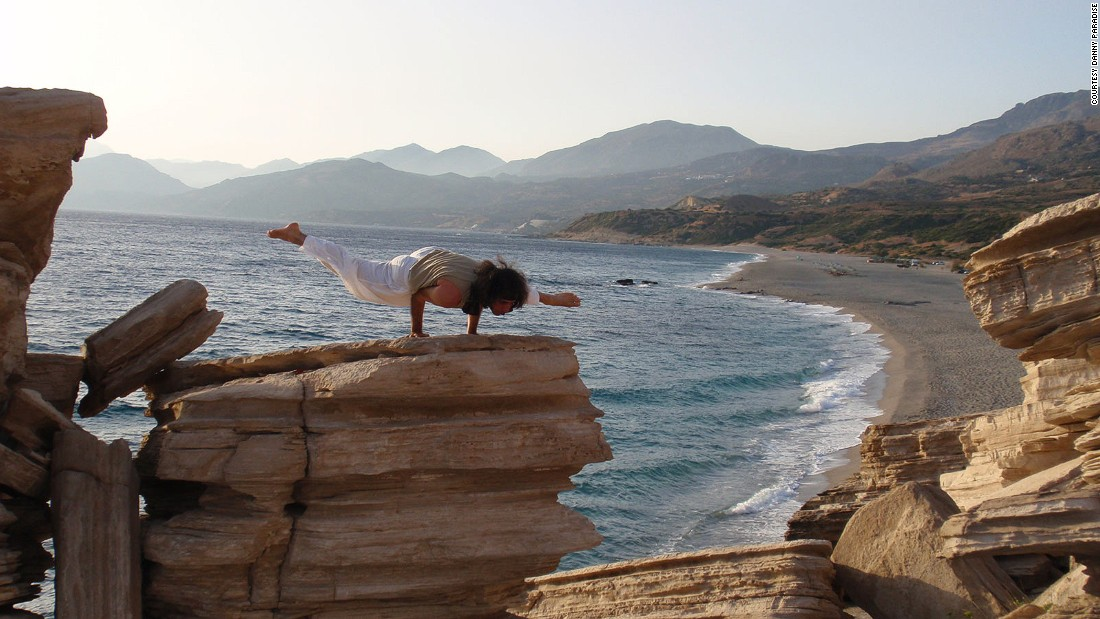 This retreat's breathtaking location on Crete overlooks unspoilt beaches atop a cliff. The British owners offer week-long retreats with renowned teachers imparting a deep knowledge of myriad yoga schools.