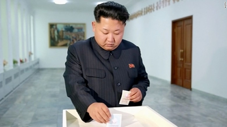 Why do North Koreans even vote?