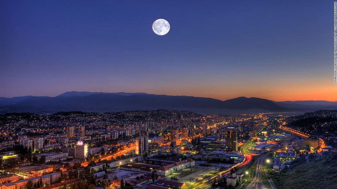 With plenty of lively bars, a vibrant music scene and great food and drink, Sarajevo has a buzzing nightlife to rival most European hotspots.