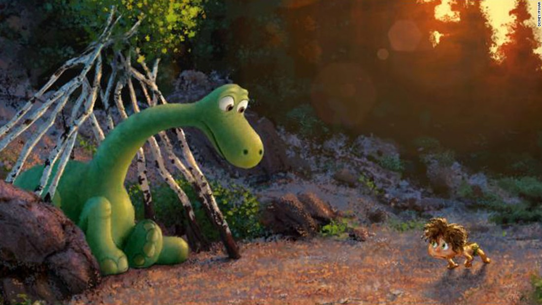 "<strong>""The Good Dinosaur""</strong>: Pixar's latest, out November 25, has been in the works since 2009."