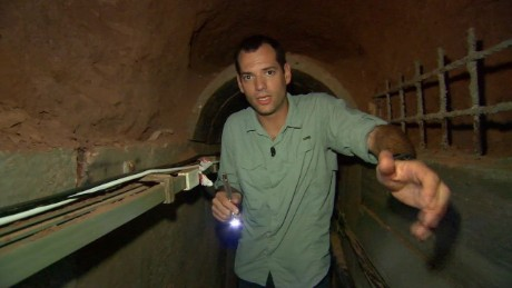 Dangerous game: Israel battles Hamas in tunnel 'hide-and-seek'