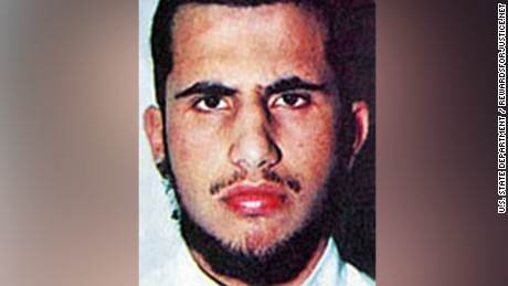 Muhsin al Fadhli, the killed leader of al Qaeda's Khorasan Group.