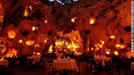 Romantic: Coral cave