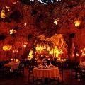 Ali Barbour's cave restaurant Kenya