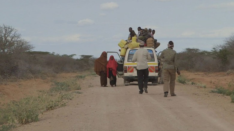 Smugglers use 'rat routes' into northern Kenya