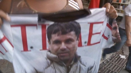 'El Chapo' as pop culture hero