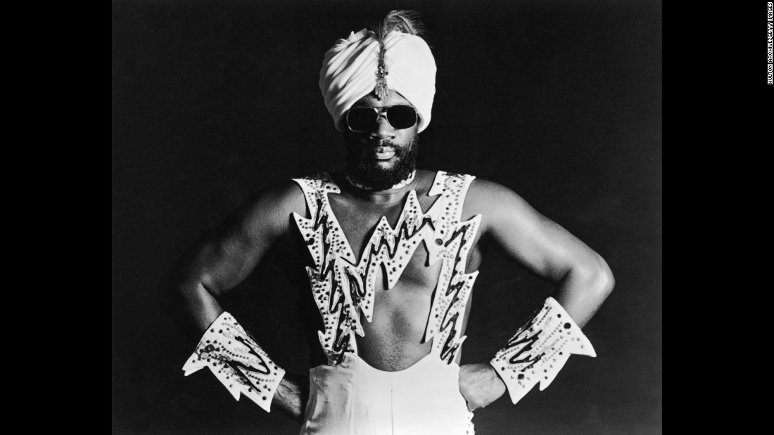 "The original ""Soul Man,"" Isaac Hayes was the embodiment of '60s and '70s R&B. Hayes was many things: record producer, singer, songwriter, actor and humanitarian, but perhaps he is best remembered for his composition of the ""Theme from Shaft,"" which helped define the sound of '70s blaxploitation movies and earned him an Academy Award for Best Original Song."