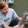 CNN Hero Lori Weise with dog