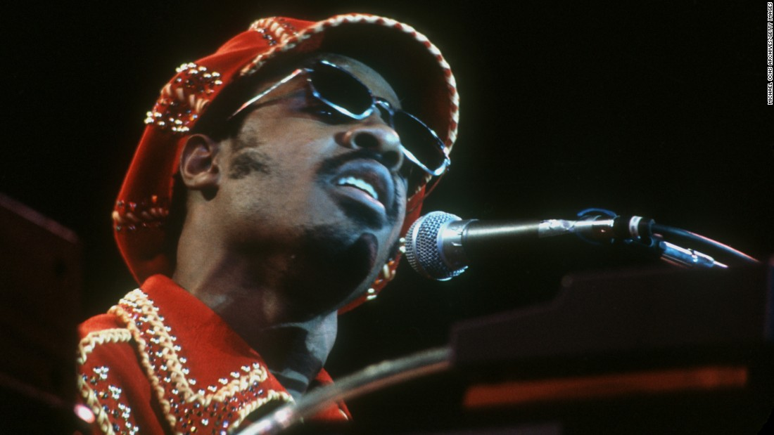 "A prodigy of the '60s, Wonder became a musical powerhouse in the '70s with his boundless  creativity and vibrant vision for the future of soul. His streak of genius gave us a string of masterpiece albums: ""Music of my Mind,"" ""Talking Book,"" ""Innervisions,"" ""Fulfillingness'  First Finale"" and ""Songs in the Key of Life."""