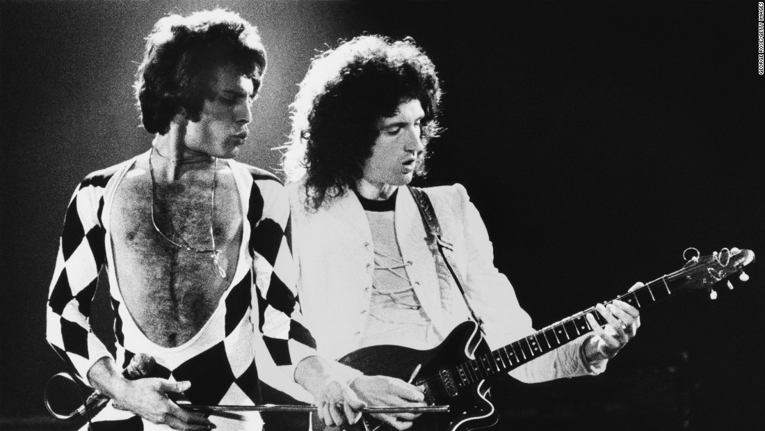"Queen is best known for its operatic performances and for singer Freddy Mercury's emotionality and whimsy on stage. The band pushed the limits of the rock genre with chart-toppers like ""We Will Rock You,"" ""Bohemian Rhapsody"" and ""Somebody to Love."""