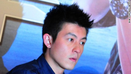 Edison Chen caused a national uproar after a sex photo scandal in 2008.