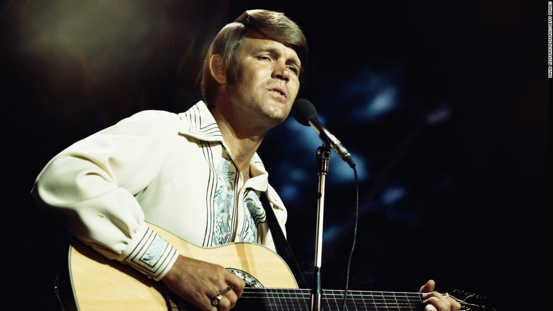 "A ""good ol' boy"" with top-notch musical talent, <a href=""/shows/glen-campbell-ill-be-me"" target=""_blank"">Campbell</a> is among the most successful country-crossover acts to date. His two giant hits in the '70s were ""Rhinestone Cowboy"" and ""Southern Nights."""