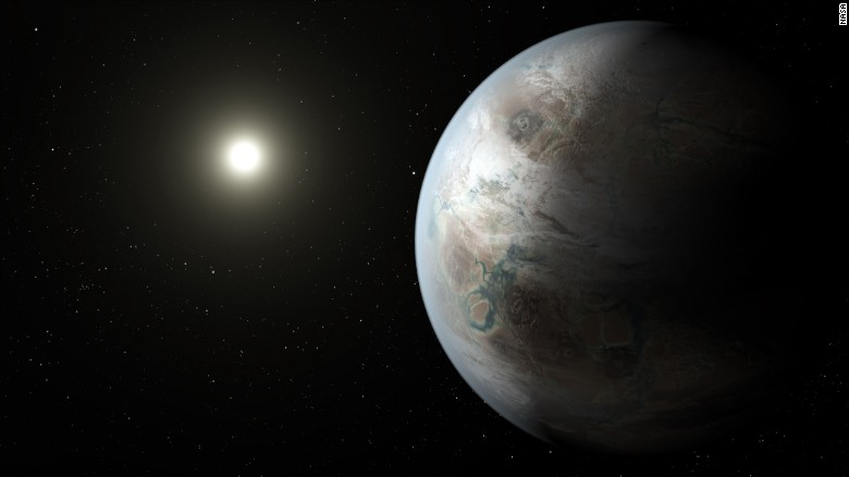 NASA finds 'Earth's bigger, older cousin'
