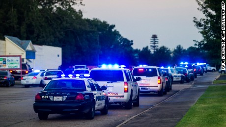 Movie theater shooting in Lafayette, Louisiana