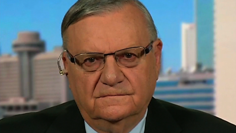 Joe Arpaio: Obama's birth certificate is fraudulent