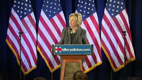 Hillary on emails: 'Maybe the heat is getting to everybody'