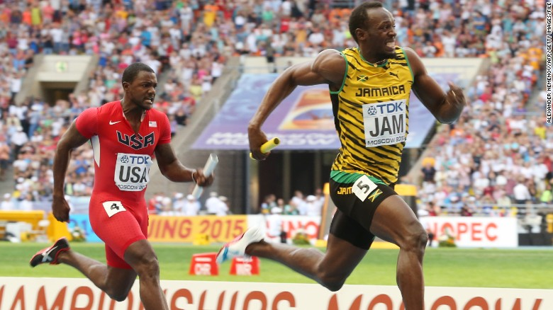 Usain Bolt: I won't back down from Gatlin challenge