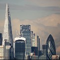 London skyline FILE