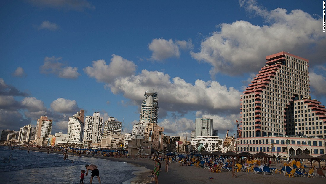 "For a young country with a relatively tiny population (7 million), Tel Aviv is a major player in the global tech industry. It has the highest density of tech start-ups in the world, according to the report. An entrepreneurial spirit seems to make up part of the cultural identity, according to some experts.<br /><br />""Two out of every three Israelis are newcomers, or the children or grandchildren of newcomers,"" notes Orit Mossinson, general partner at <a href=""http://www.globesa.com/web/"" target=""_blank"">Globe International Holdings VC</a>.<br /><br />""Immigrants are natural risk takers, since they were willing to uproot themselves and start over."""
