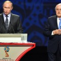 Putin Blatter