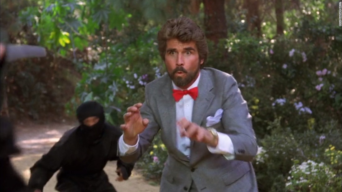 "<strong>""I know you are, but what am I?""</strong><br /><br />Hollywood's version of Pee-wee or ""P.W."" was played by James Brolin."