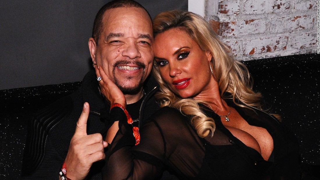 """Rapper-actor Ice-T and wife Coco welcomed <a href=""""https://twitter.com/babychanelworld"""" target=""""_blank"""">daughter Chanel Nicole</a> on November 28, the first child for the pair. Ice-T has children from a previous relationship."""