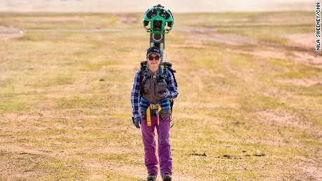 Google Street View crashes Mongolia's famed Naadam Festival