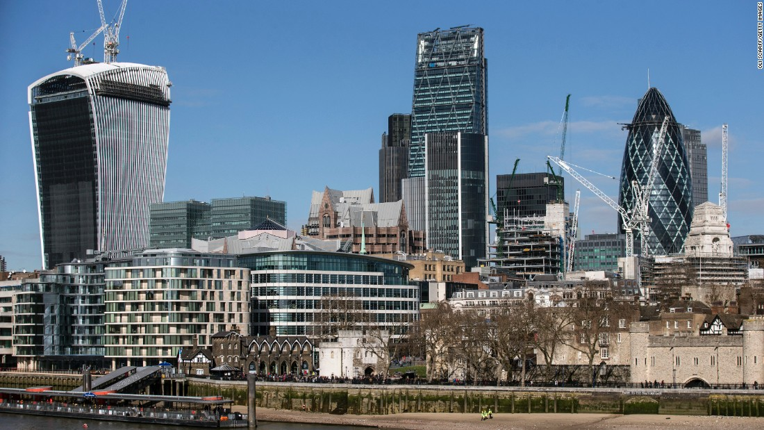 Paris has a long rivalry with London, which has embraced skyscrapers, although the city is often criticized for designs such as the Walkie Talkie building.
