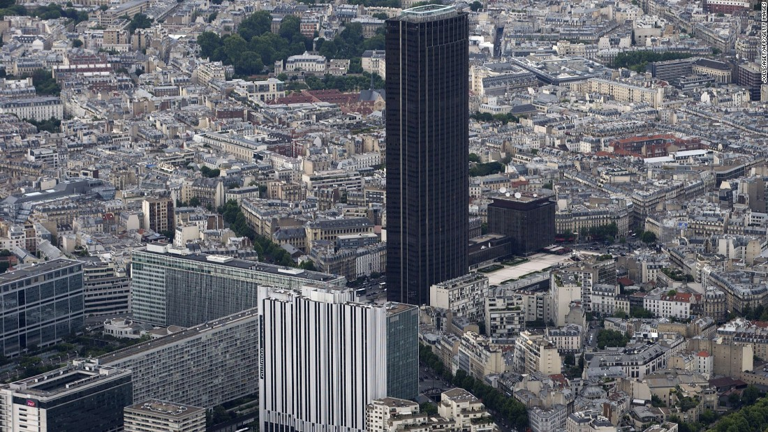 The only existing skyscraper in central Paris is the Tour Montparnasse, which is deeply unpopular and regularly appears in lists of the world's ugliest buildings.
