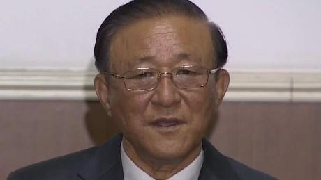 nkorea ambassador china nuclear ripley lklv_00010419