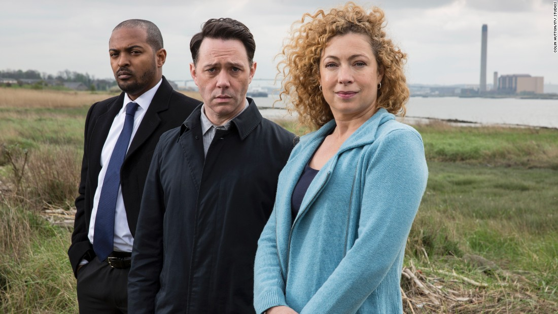 "<strong>""Chasing Shadows"": </strong>This British series follows a team of special operatives as they identify and predict patterns of human behavior in an effort to track down serial killers. <strong>(Acorn) </strong>"