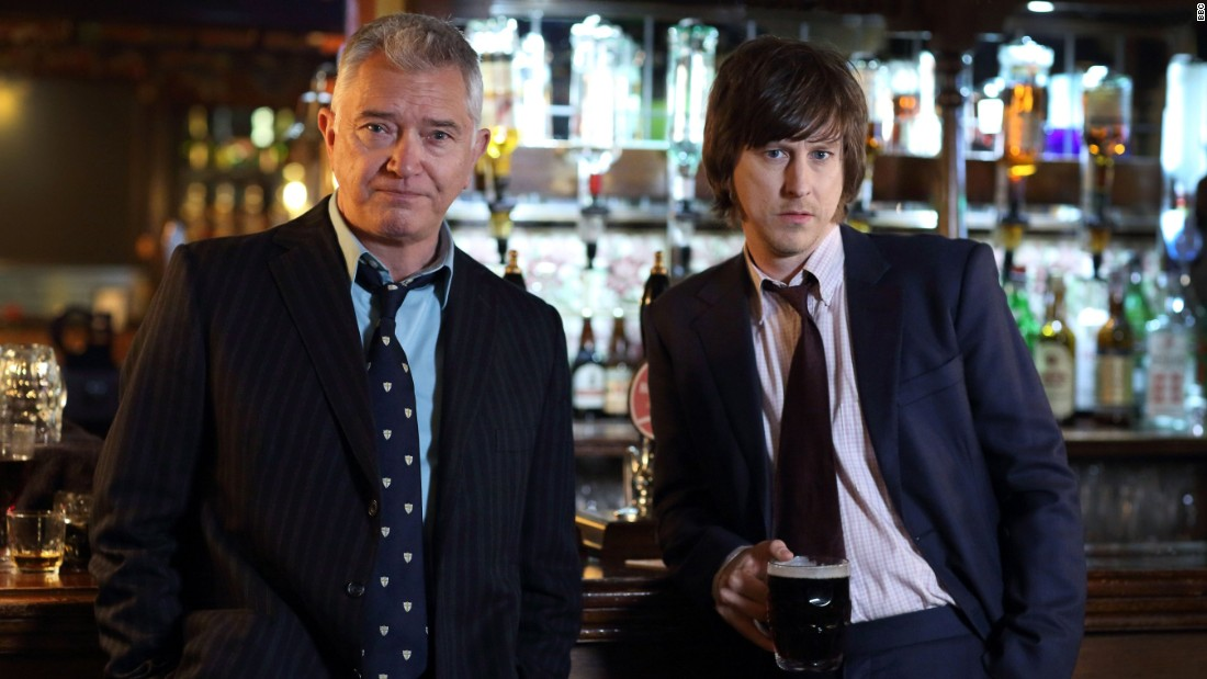 "<strong>""Inspector George Gently"" series 7:</strong> British police Inspector George Gently is again assisted in his crime-fighting by Detective Sgt. John Bacchus in these new episodes. <strong>(Acorn) </strong>"